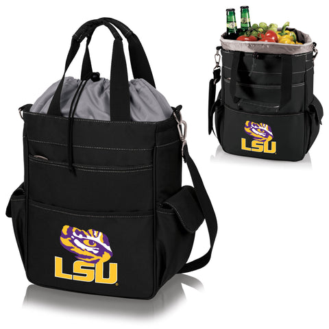 Louisiana State  Tigers Activo Cooler Tote - Picnic Time 614-00-175-294-0