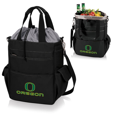 Oregon Ducks Activo Cooler Tote - Picnic Time 614-00-175-474-0