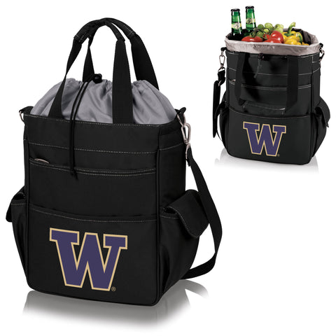 Washington Huskies Activo Cooler Tote - Picnic Time 614-00-175-624-0