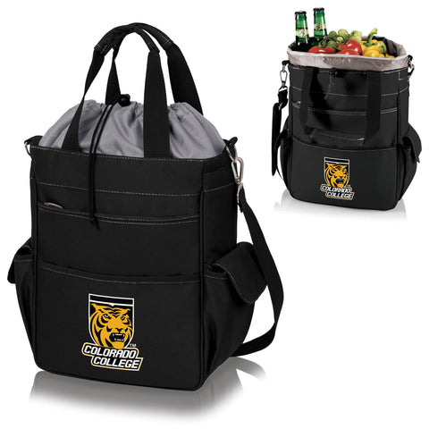 Colorado College Tigers Activo Cooler Tote - Picnic Time 614-00-175-774-0
