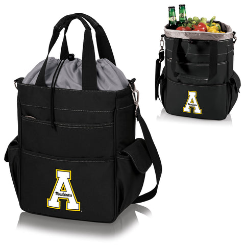 Appalachian State  Mountaineers Activo Cooler Tote - Picnic Time 614-00-175-794-0