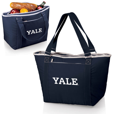 Yale Bulldogs Topanga Cooler Tote Bag - Picnic Time 619-00-138-052-1