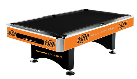 Oklahoma State  Cowboys 8' Pool Table - Imperial Usa Imp  64-4006