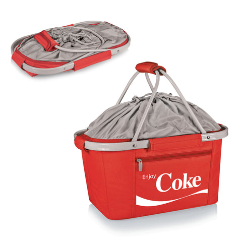 The Coca Cola Metro Basket - Red   - Picnic Time 645-00-100-911-0