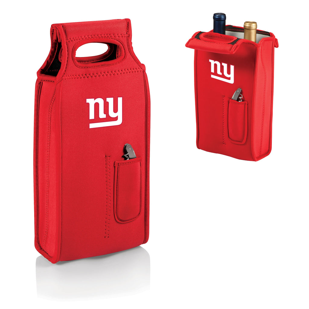 The New York Giants Samba Two Bottle Wine Tote