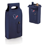 The Houston Texans Samba Two Bottle Wine Tote