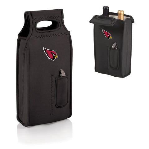 The Arizona Cardinals Samba Two Bottle Wine Tote