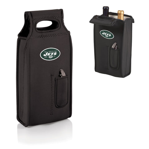 The New York Jets Samba Two Bottle Wine Tote