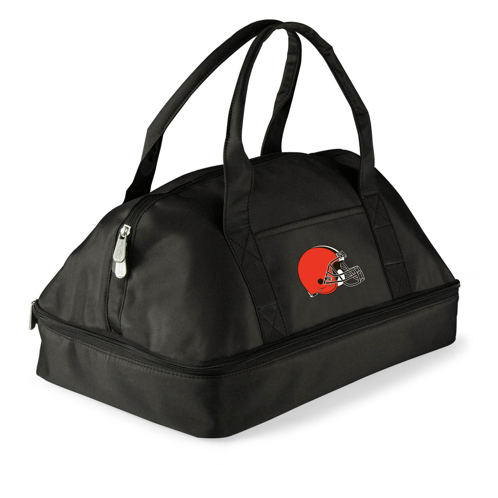 Potluck Casserole tote by picnic time Cleveland Browns