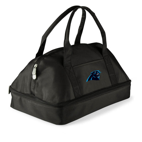 Carolina Panthers Potluck casserole tote by picnic time