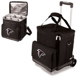 Picnic Time Cellar With Trolley - Atlanta Falcons