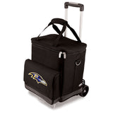 Baltimore Ravens Portable Wine Cellar