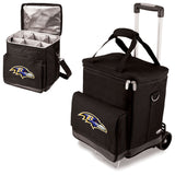 Cellar with Trolley - Baltimore Ravens
