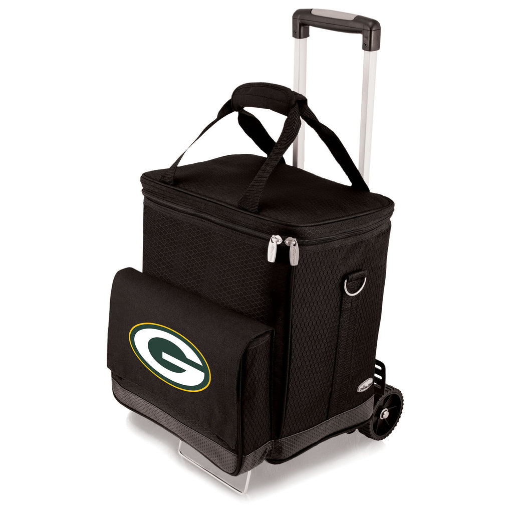 Green Bay Packers Cellar with Trolley