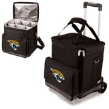 Jacksonville Jaguars Cellar with Trolley