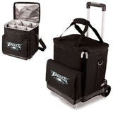 Philadelphia Eagles Cellar with Trolley
