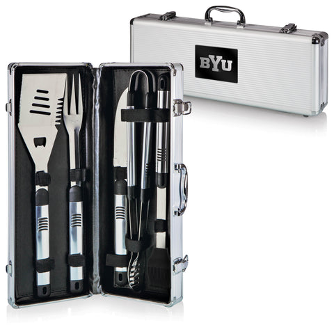 Fiero BBQ Set - Brigham Young University Cougars