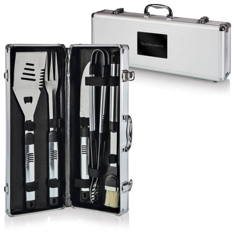 Fiero BBQ Set - Northeastern University Huskies