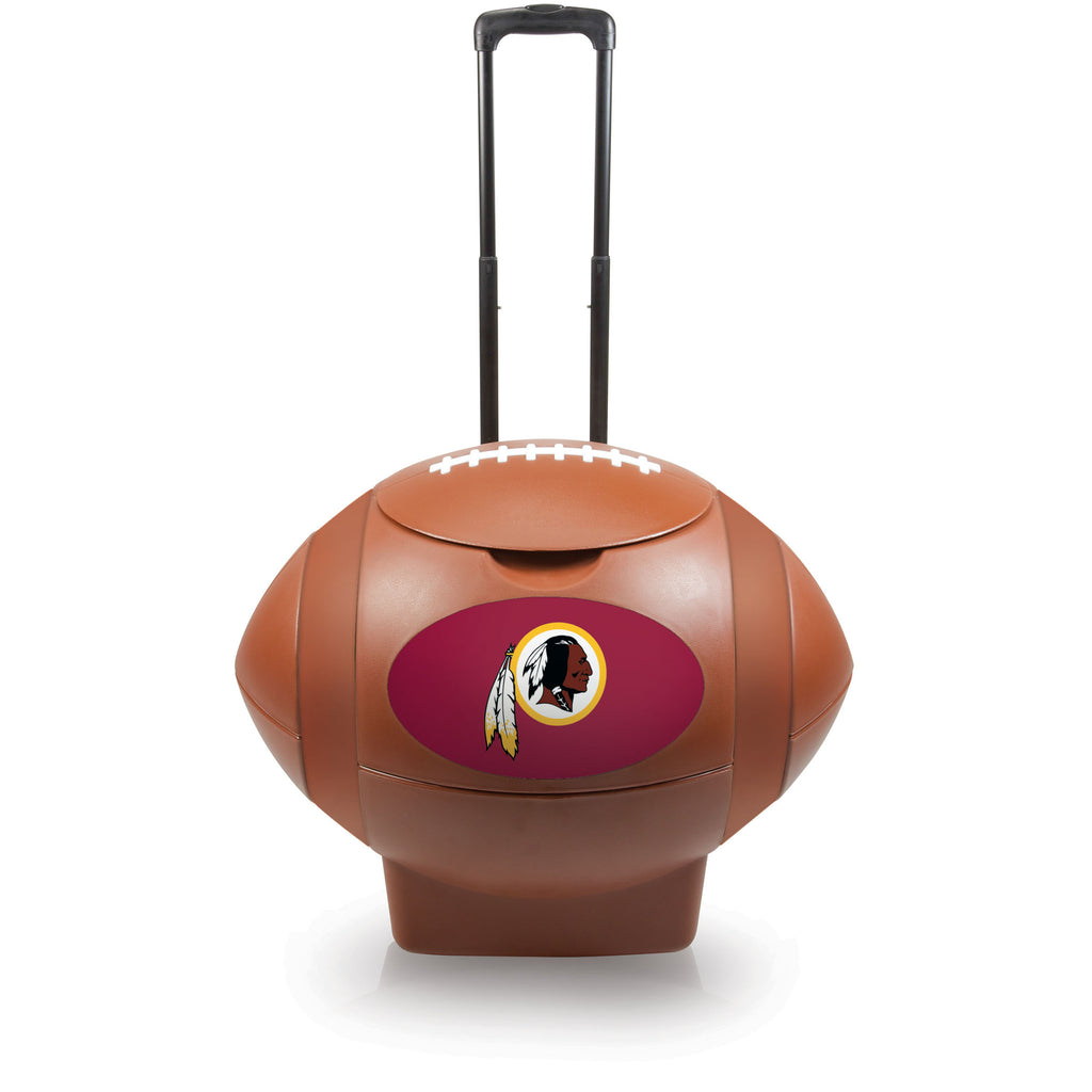 Washington Redskins Football Cooler by Picnic Time