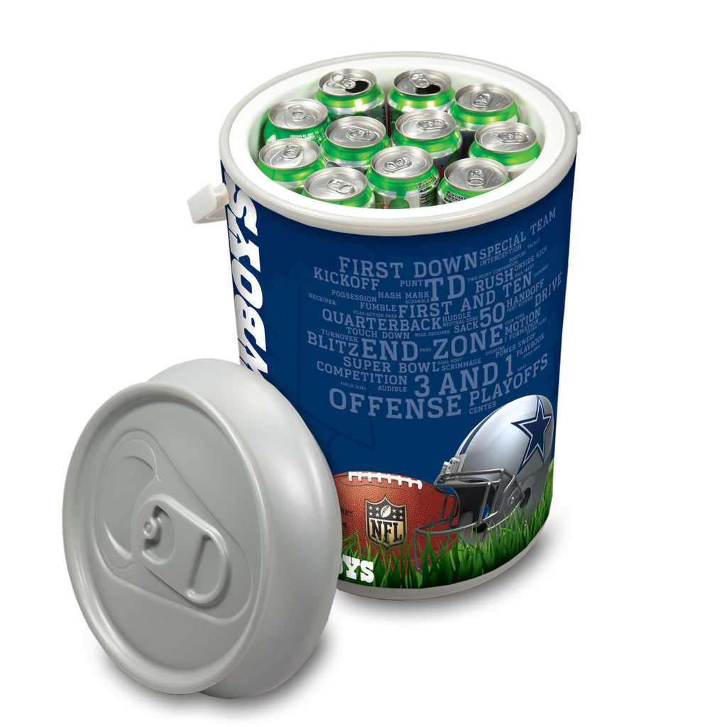 Picnic Time Dallas Cowboys Mega Can Cooler
