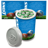 The Mega Detroit Lions Can cooler