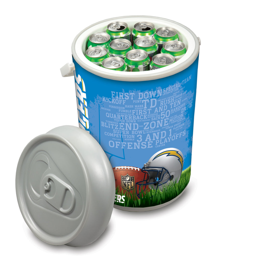 Picnic Time San Diego Chargers Mega Can Cooler