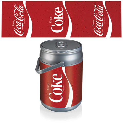 The Coca Cola Can Cooler -  Enjoy Coke - Picnic Time 690-00-000-919-0