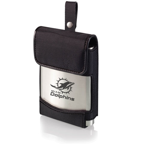 Miami Dolphins Golf Flask by Picnic Time