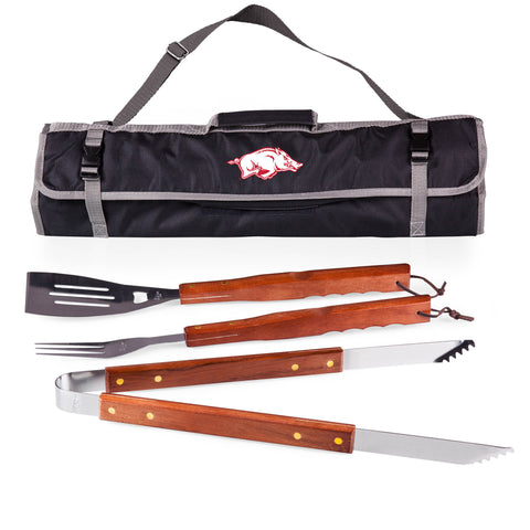BBQ Tote - University of Arkansas Razorbacks