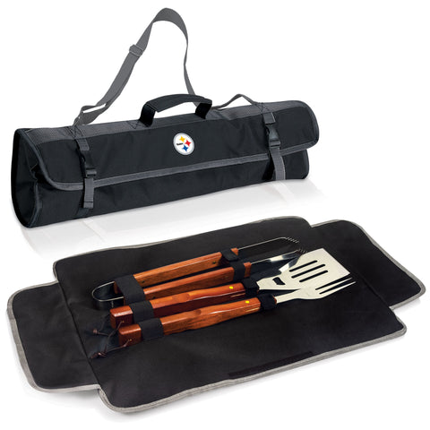 3-pc BBQ Tote Pittsburgh Steelers