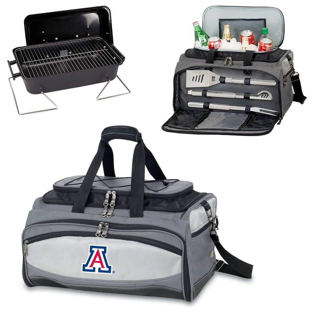 Buccaneer Grill Cooler - University of Arizona Wildcats