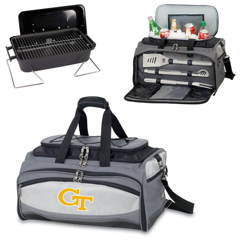 Buccaneer Grill Cooler - Georgia Tech Yellow Jackets