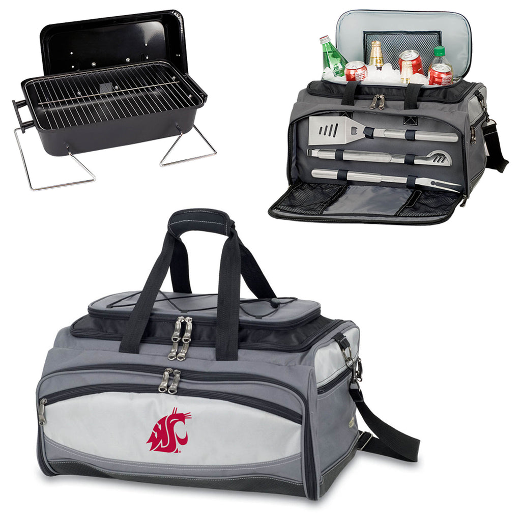 Buccaneer Grill Cooler - Washington State Cougars
