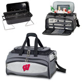 Buccaneer Grill Cooler - University of Wisconsin Badgers