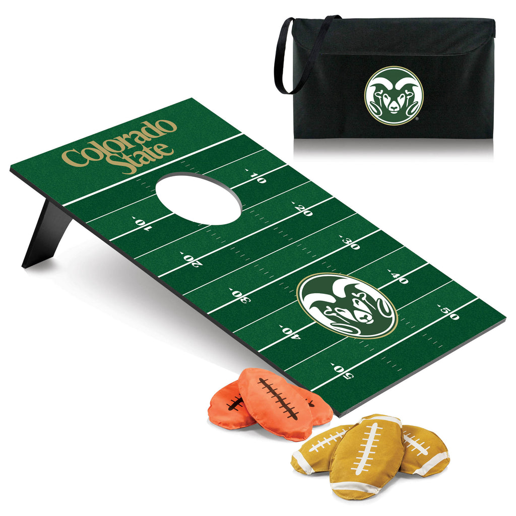 Bean Bag Throw-Football - Colorado State Rams