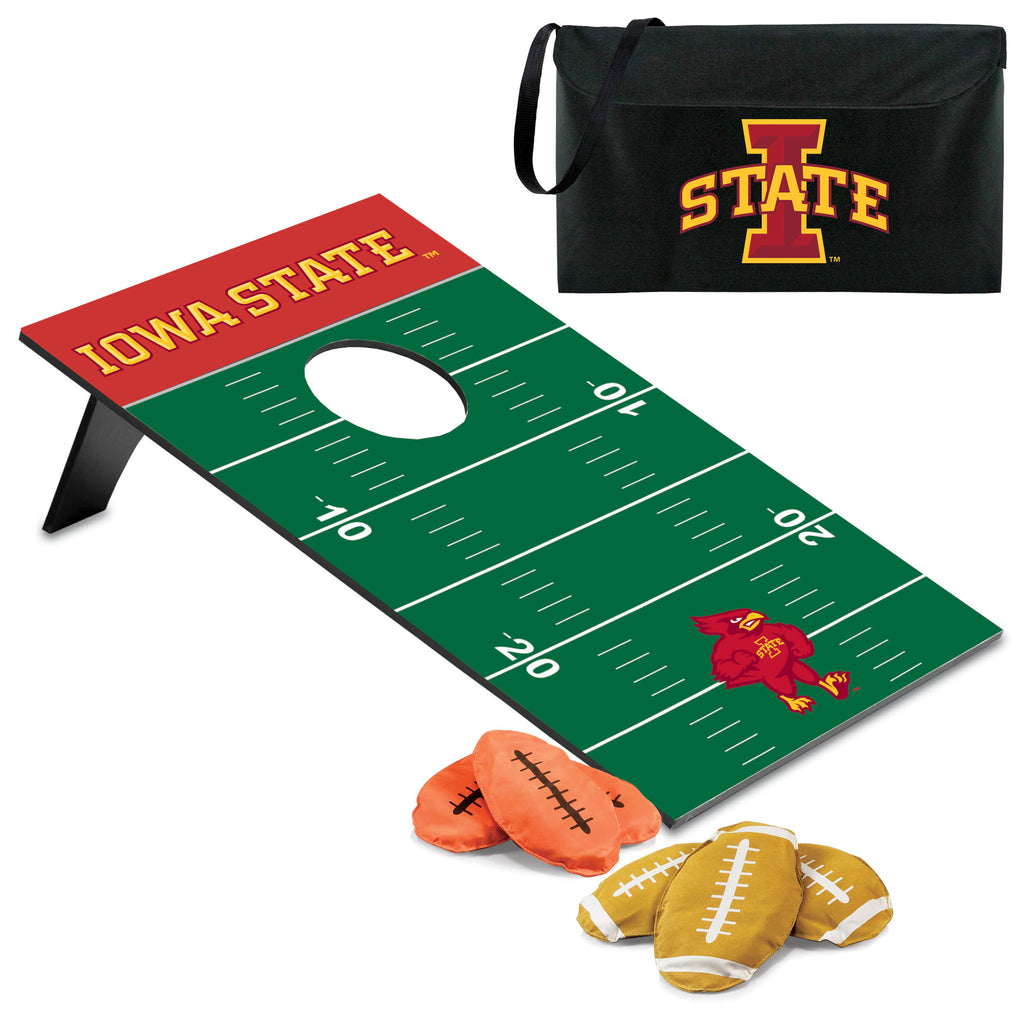 Bean Bag Throw - Iowa State University Cyclones