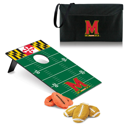 Bean Bag Throw - University of Maryland Terrapins