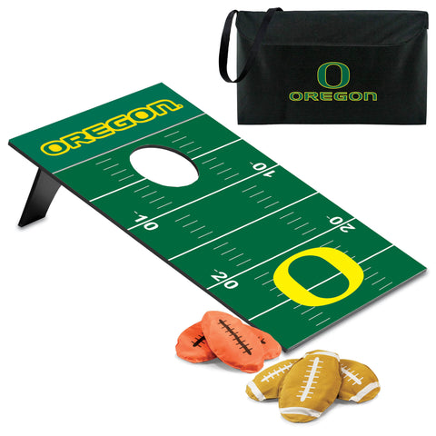Bean Bag Throw - University of Oregon Ducks