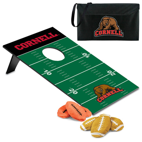 Bean Bag Throw-Football - Cornell University Bears