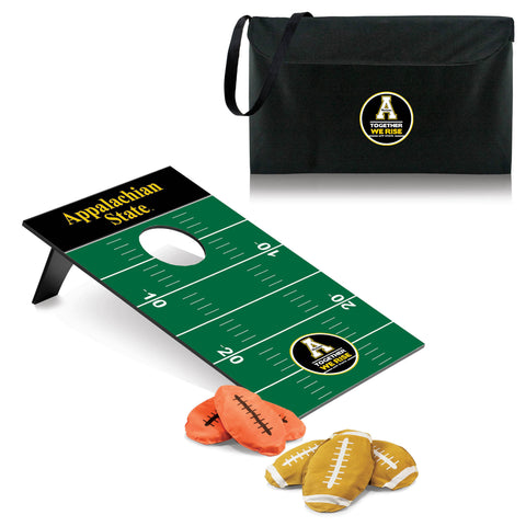 Bean Bag Throw-Football - Appalachian State Mountaineers
