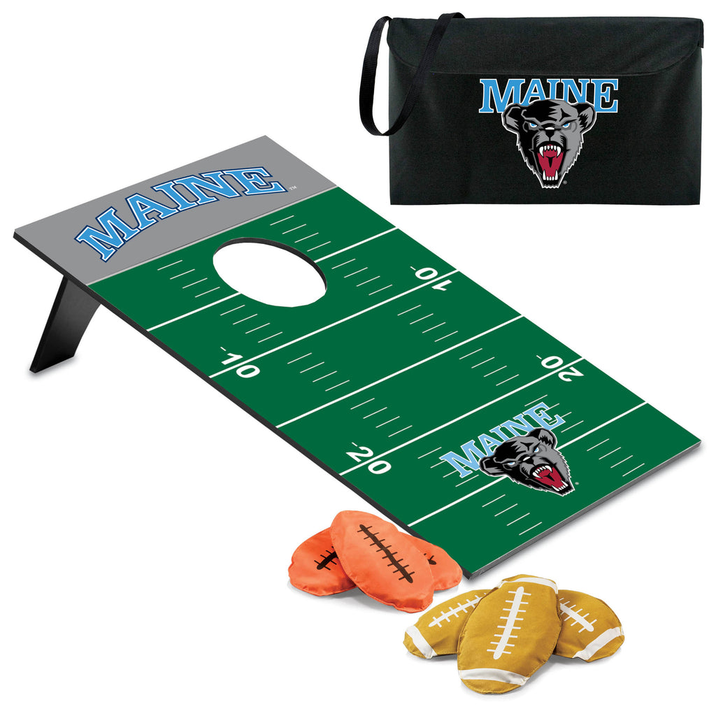 Bean Bag Throw - University of Maine Black Bears