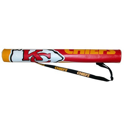 The Kansas City Chief Can Shaft Cooler for Six Packs in Chiefs NFL Coolers - BSI 77225