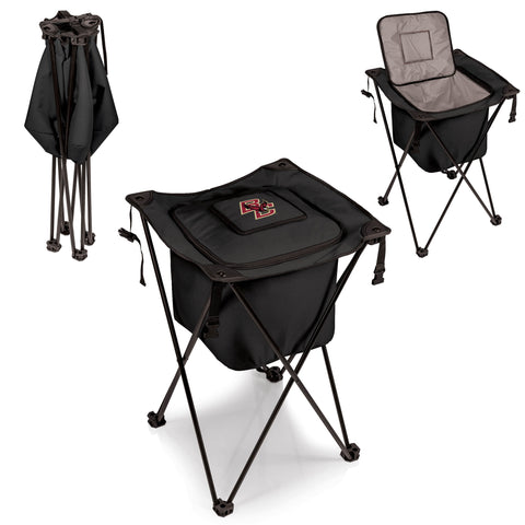 The Boston College Eagles Side Kick Cooler with Stand - Picnic Time 779-00-179-054-0