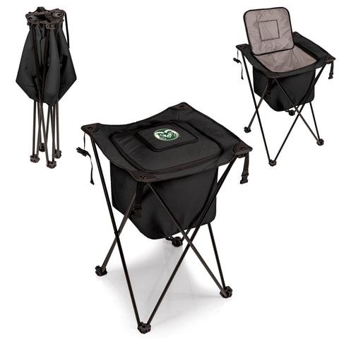 The Colorado State Rams Side Kick Cooler with Stand - Picnic Time 779-00-179-134-0