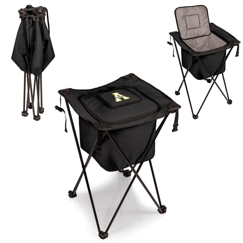 The Appalachian State Mountaineers Side Kick Cooler with Stand - Picnic Time 779-00-179-794-0