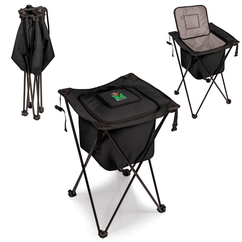 The Marshall University Thundering Herd Side Kick Cooler with Stand - Picnic Time 779-00-179-894-0