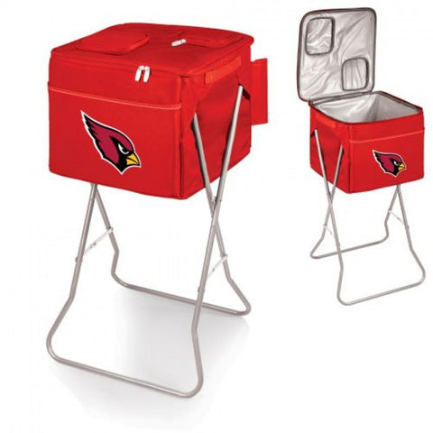 Arizona Cardinals Red Party Cube Cooler by Picnic Time