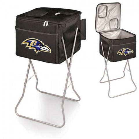 Baltimore Ravens Red Party Cube Cooler by Picnic Time