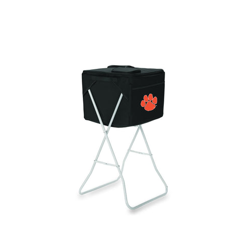 Clemson Tigers Cooler The Party Cube by Picnic Time