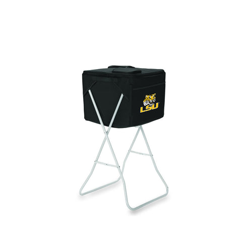 Louisiana State Tigers Cooler The Party Cube by Picnic Time